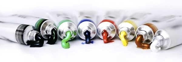 Acrylfarben Kunst Und Farbe
