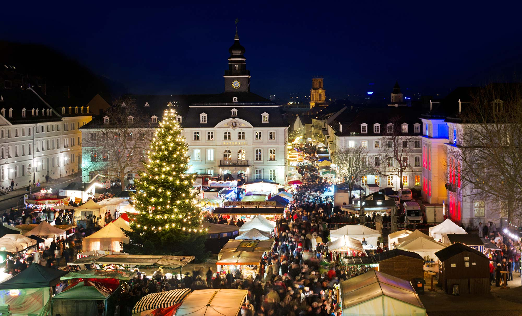 Saarbrücken Weihnachtsmarkt